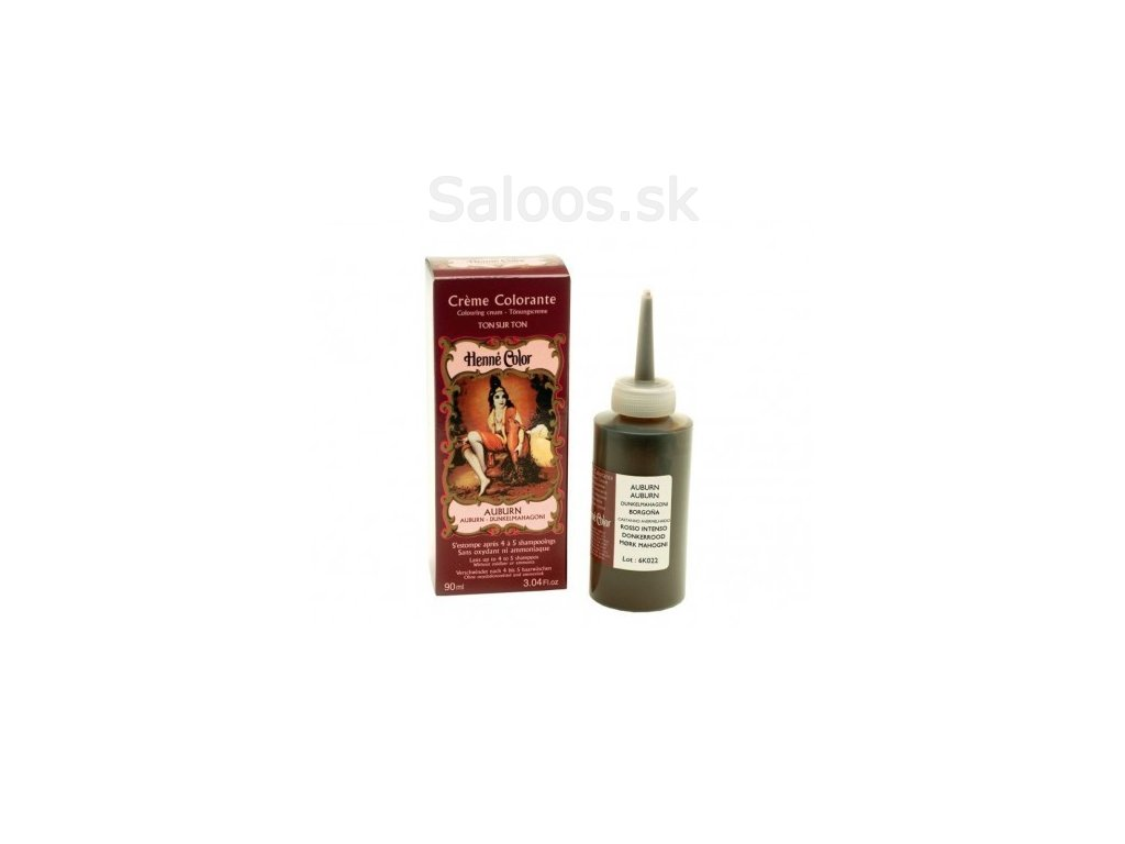 Henne Color - Tónovacia Henna bordová 90 ml