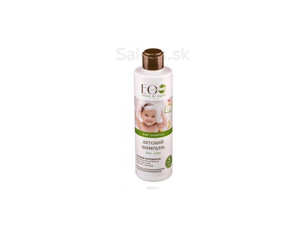 """EO laboratorie - EOlab detský šampón """"bez sĺz"""" 250 ml"""