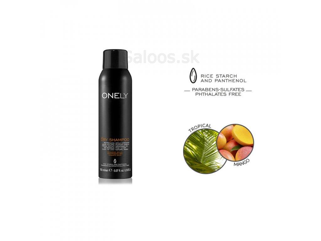 FarmaVita - Onely suchý šampón 150 ml