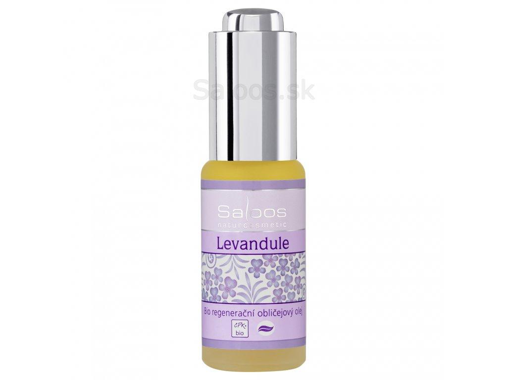 Saloos - Levanduľa pleťový olej