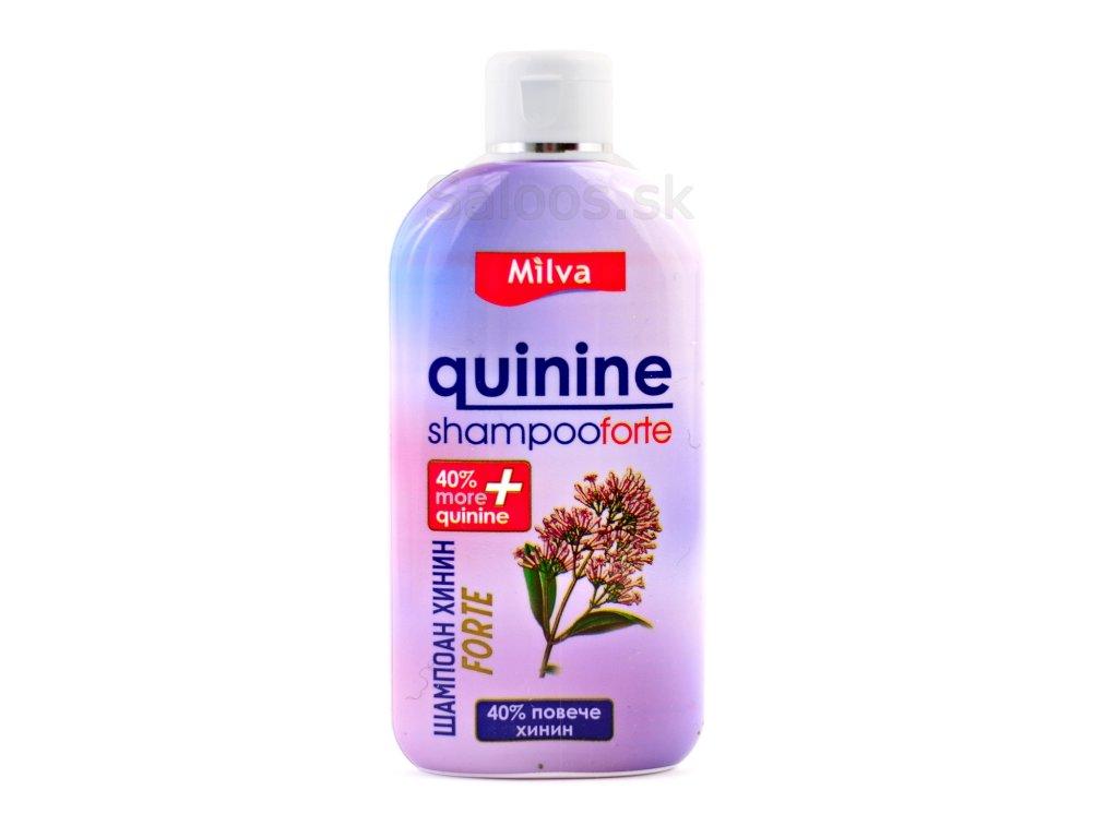 Milva - Chinín FORTE šampón