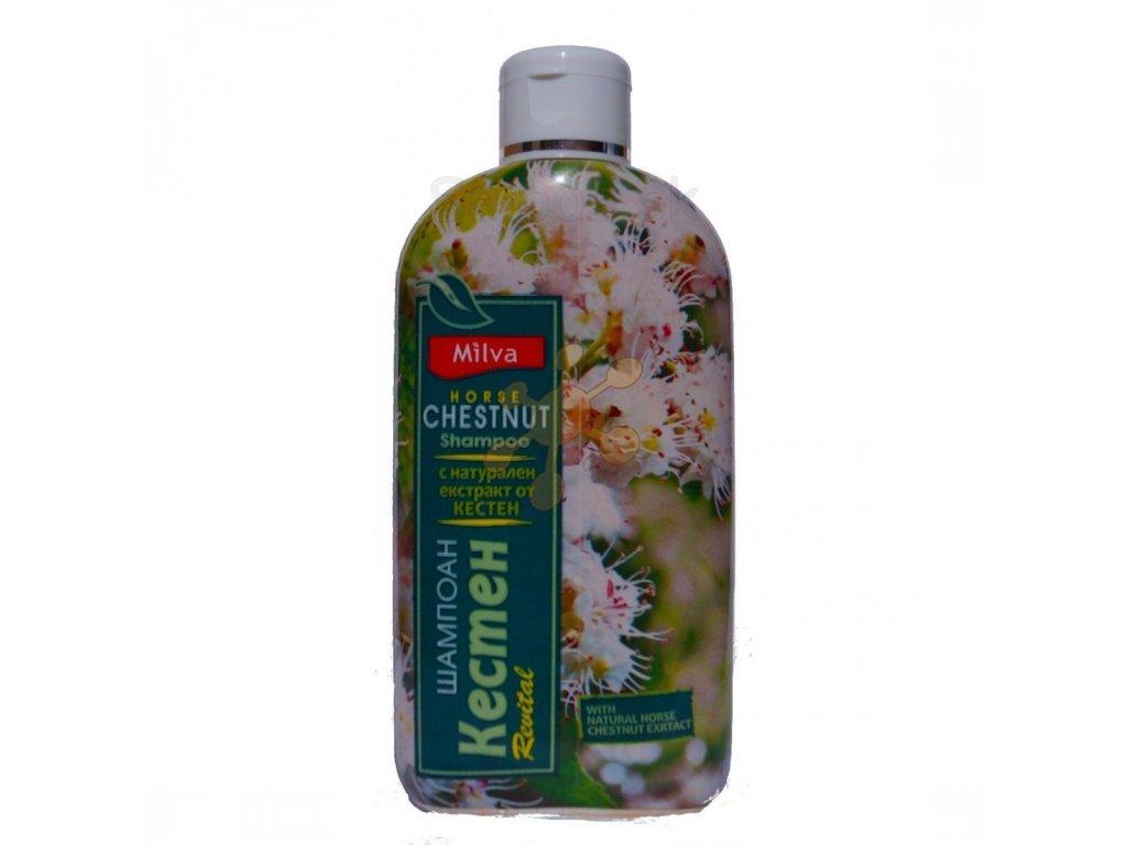 Milva - Gaštan šampón