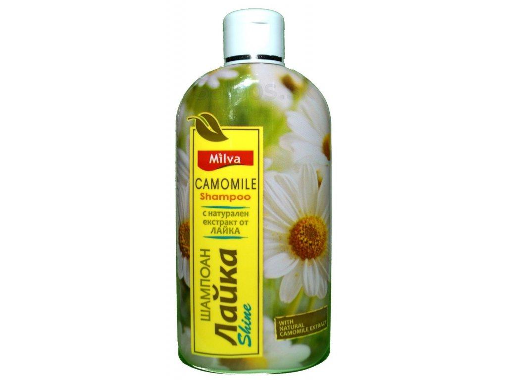 Milva - Harmanček šampón