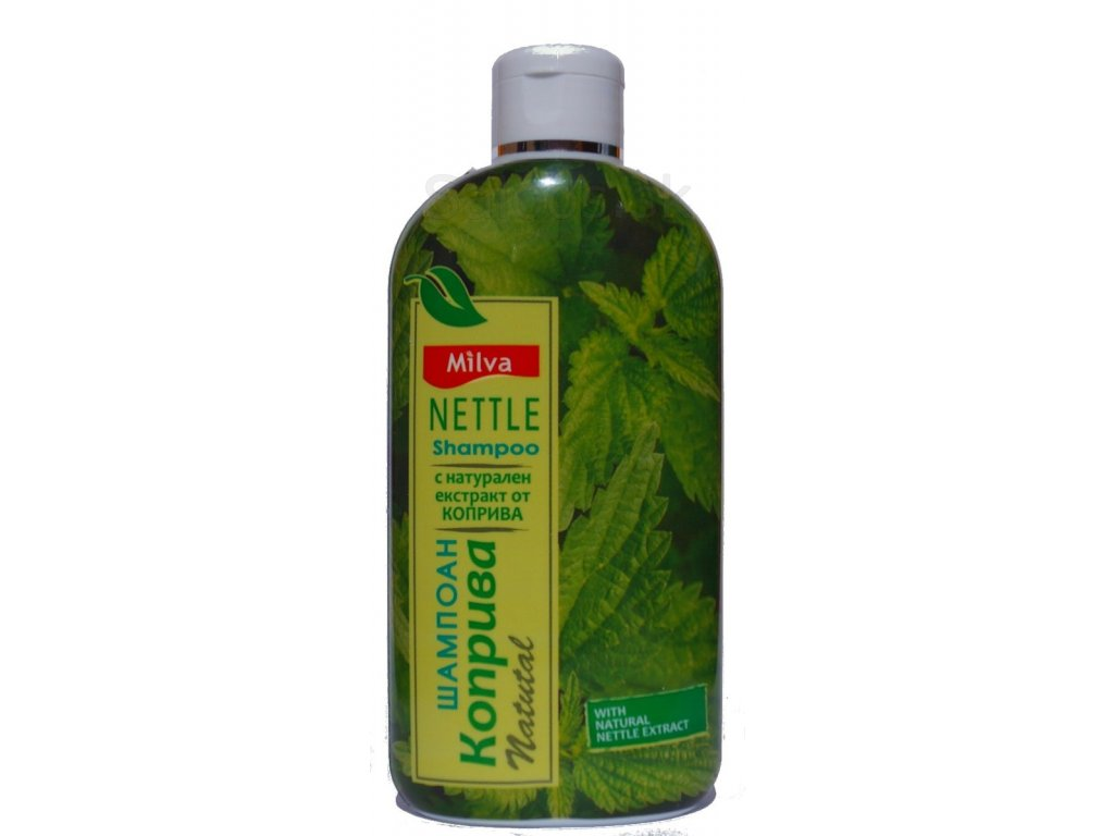 Milva - Žihľava šampón