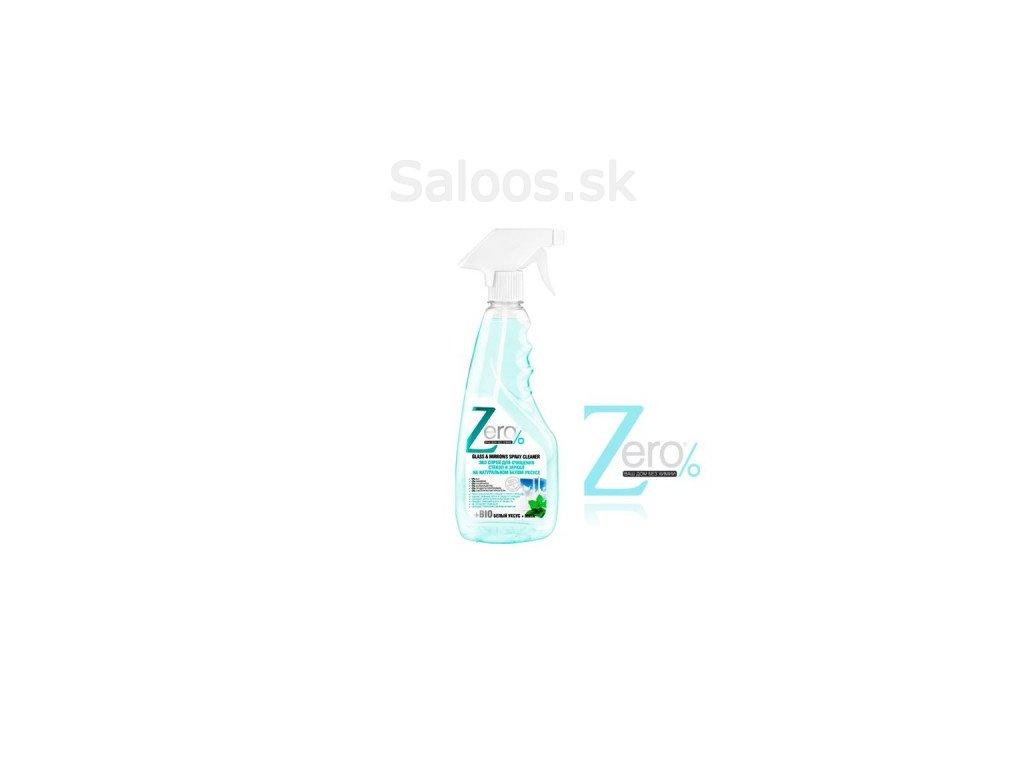 ZERO - sprej na sklo a zrkadlá 450 ml