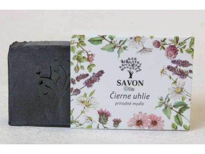 7 savon cierne uhlie mydlo 100 g 1