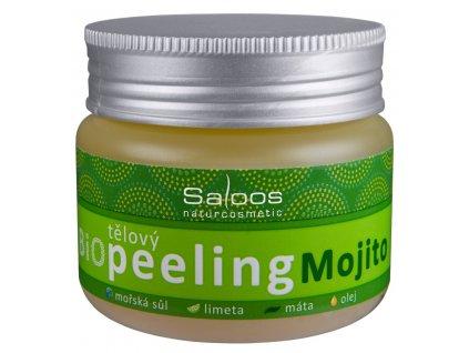 Saloos - Mojito telový peeling 140 ml