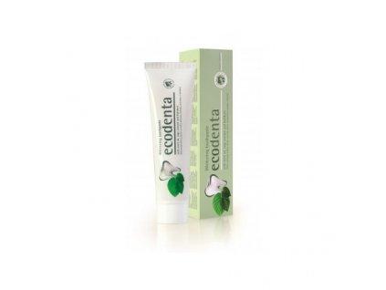 Ecodenta - Bieliaca zubná pasta Ecodenta s kalidentom 100 ml