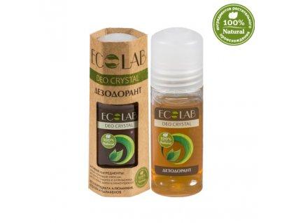 EO laboratorie - Naturálny dezodorant s dubovou kôrou 50 ml