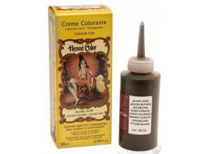 Henne Color - Tónovacia Henna blond zlatá 90 ml