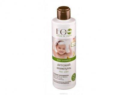 """EO laboratorie - EOlab detský šampón """"bez sĺz"""" od 1+  250 ml"""