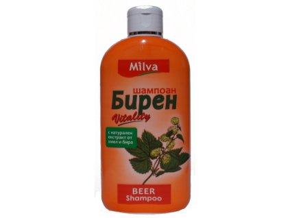 Milva - Pivné droždie šampón