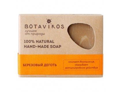 Botanika - Handmade mydlo s borovicovým dechtom 100 g