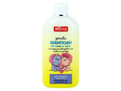 Milva - Detský šampón 200 ml