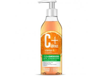 Fito Cosmetics - C+citrus čistiaci gél anti-age 250 ml