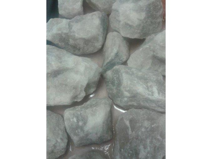 Solné kameny - černé 30-50 mm