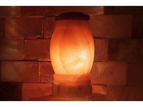 Solná elektrická ASH jar lampa