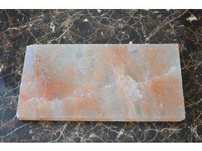 Solná deska na grilování 20x40x3 cm
