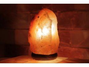 Přírodní elektrická solná lampa 12 - 14 Kg