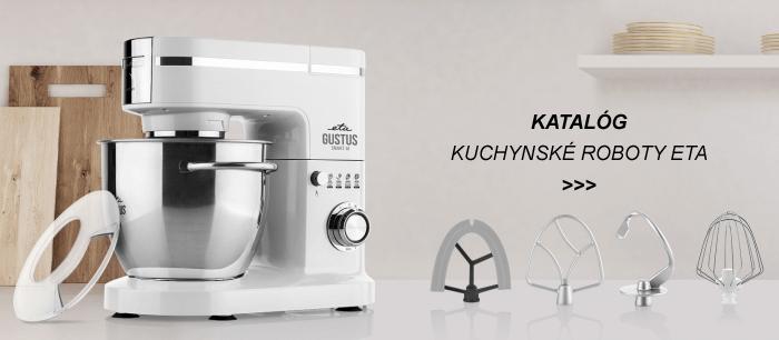 Kuchynské roboty ETA