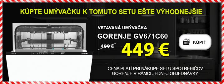 Gorenje GV671C60