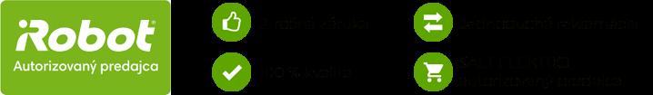 SALT ELEKTRO Autorziovaný predaj irobot