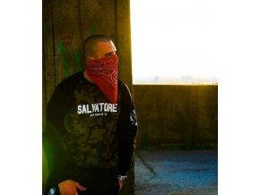 Salvatore Camouflage mikina