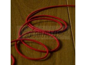 Charle GD 2 klobouková guma červená1