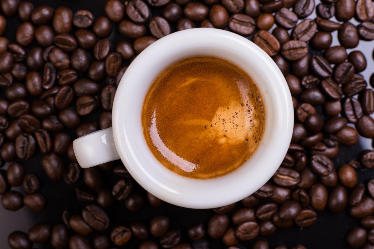 Oslavujeme medzinárodný deň kávy