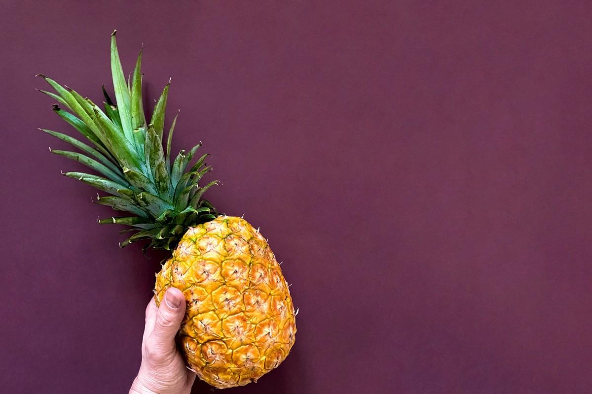 BIO Férový ananás z Kene