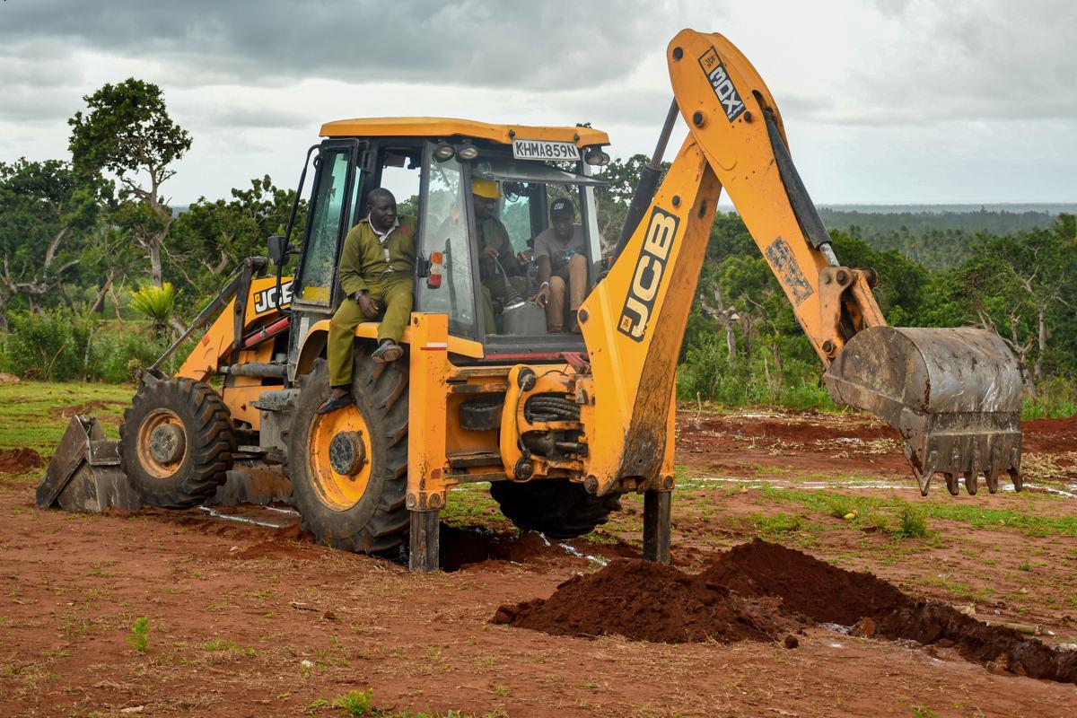Začali sme stavať novú kešu fabriku v Keni