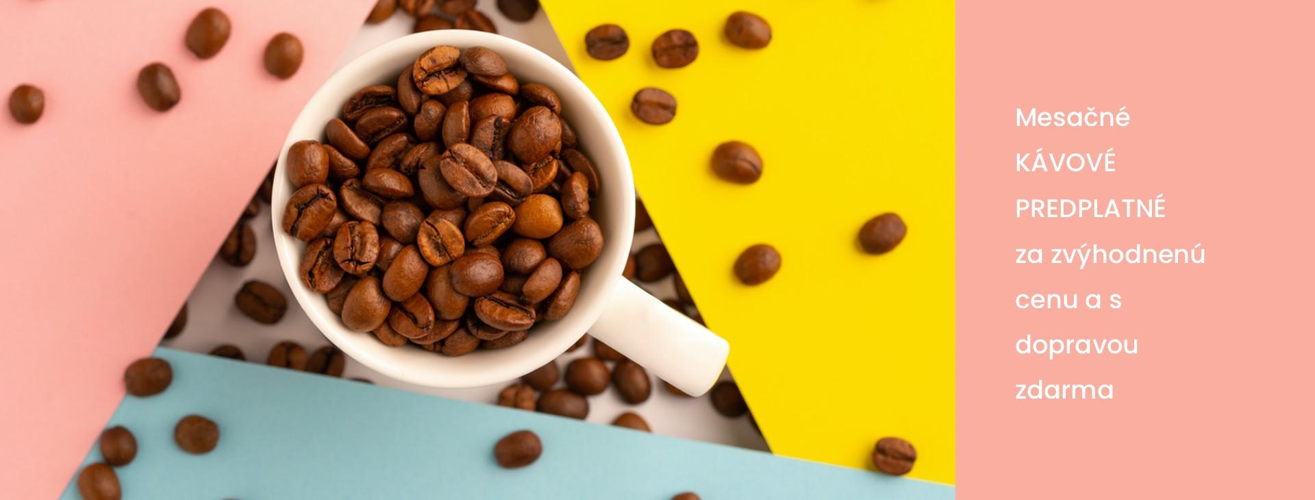SAMAY Kavove predplatne