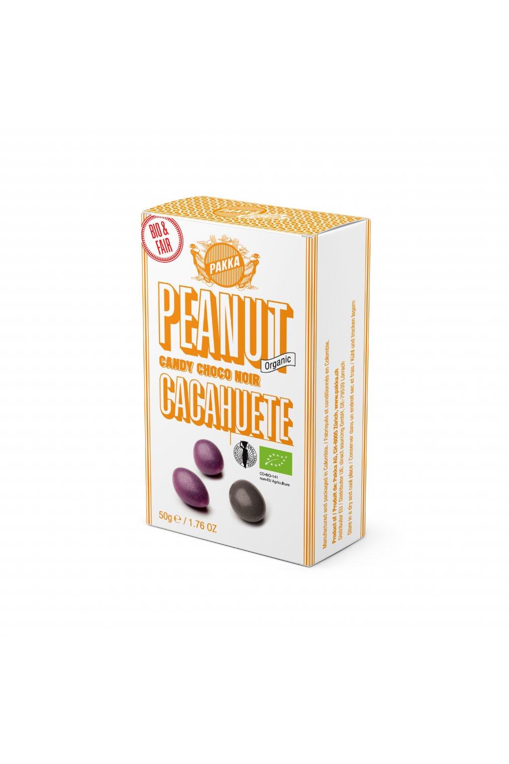 PAKKA Arasidy v horkej cokolade candy 50g web