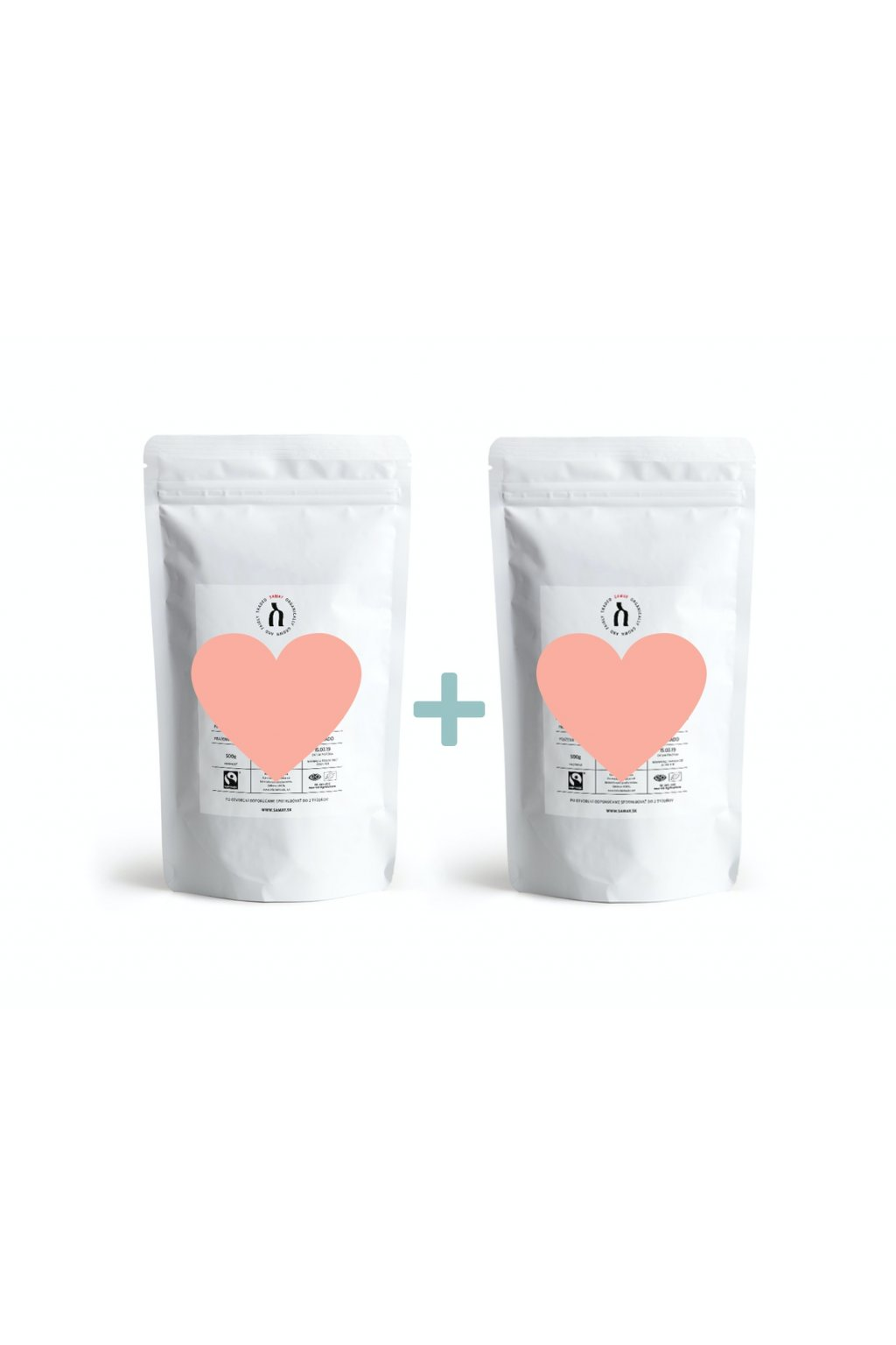 SAMAY Kavove predplatne Kava 500g Vlastny vyber