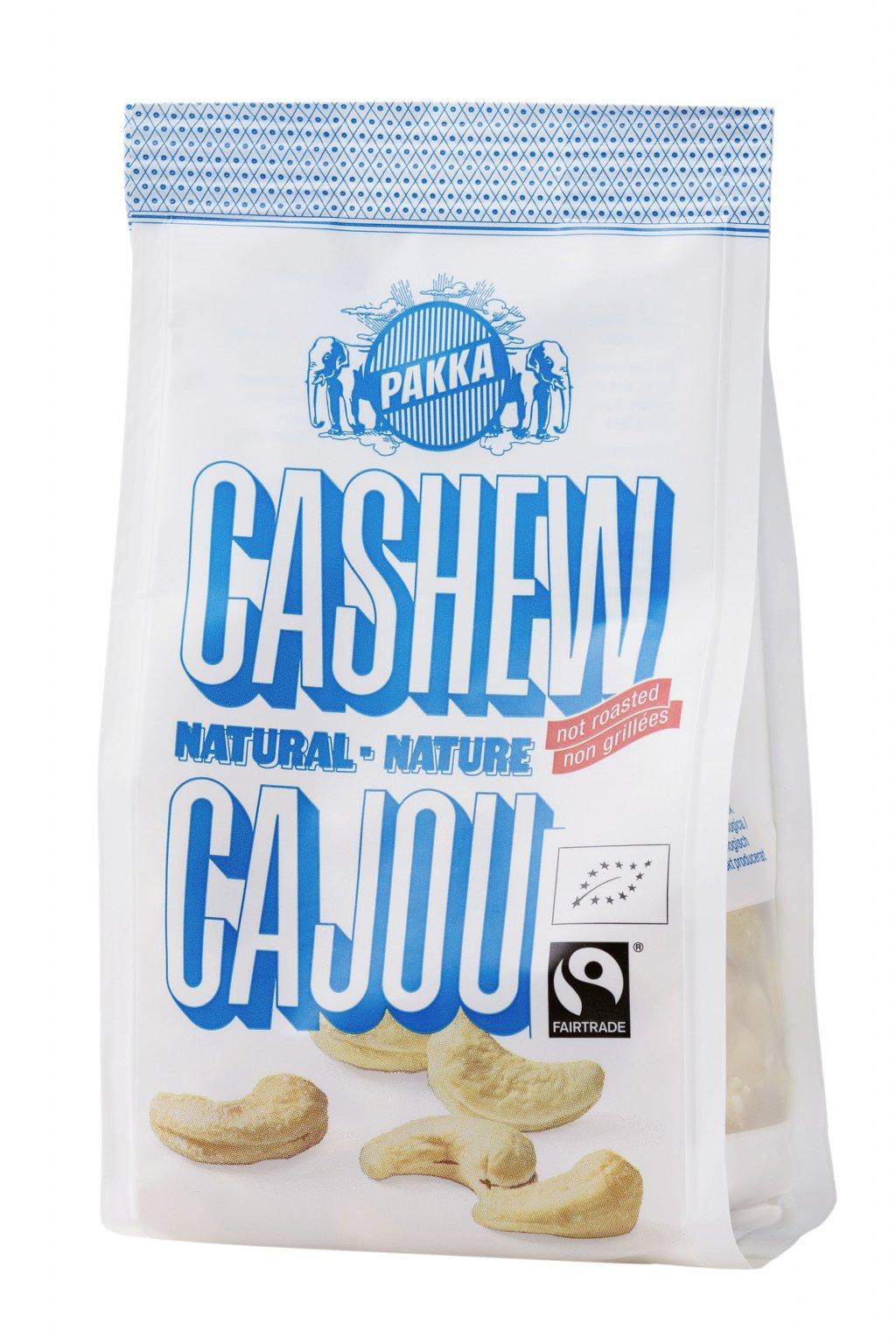 101704 Pakka Cashew nature 120g