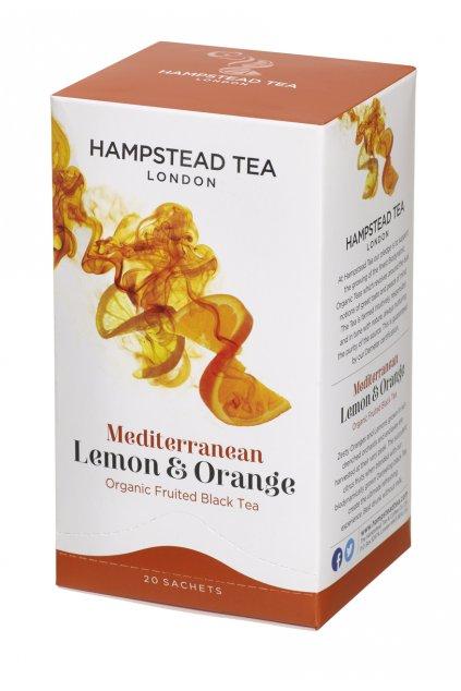 Organic Lemon & Orange Tea Bags