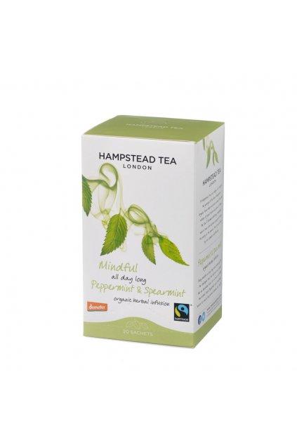 Organic Demeter Fairtrade Peppermint Spearmint Tea Bags