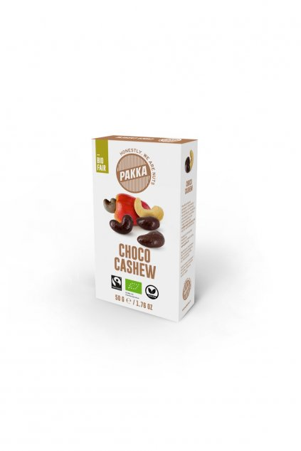 samay pakka kesu v horkej cokolade bio fairtrade