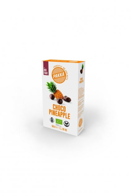 samay pakka ananas v horkej cokolade bio fairtrade
