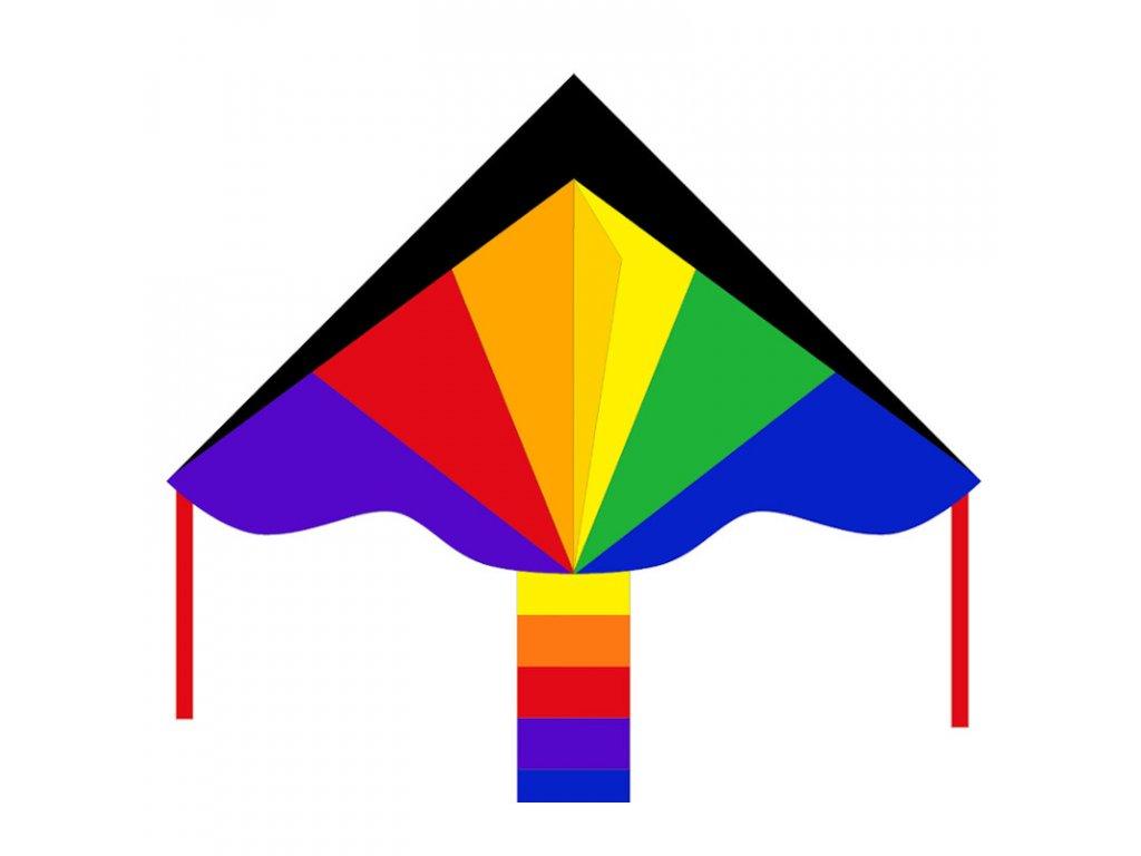 Invento Simple Flyer Rainbow 120 cm