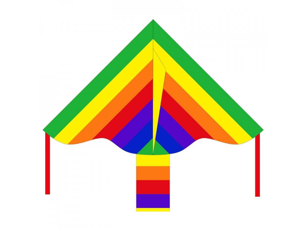 Invento Simple Flyer Rainbow 85 cm