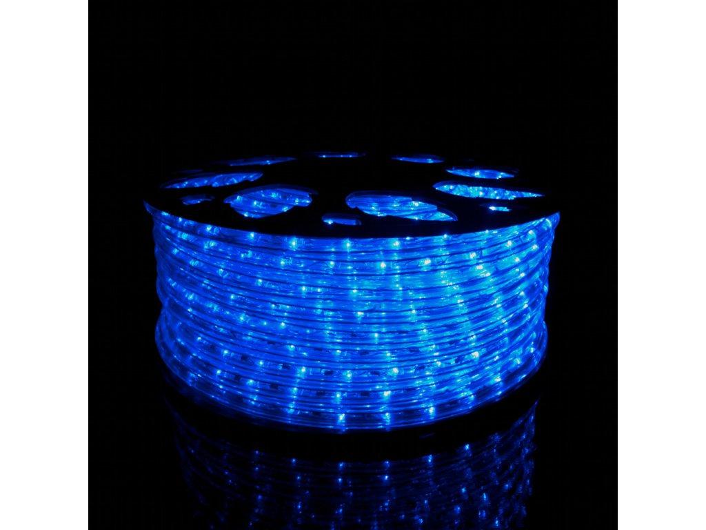 Svetelný had modrá 1m 36LED 230V 3,8W