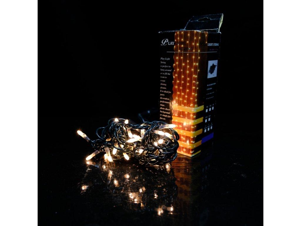 Play Light String teplá biela žiarovky