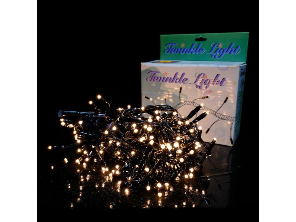 Twinkle Light teplá biela žiarovky