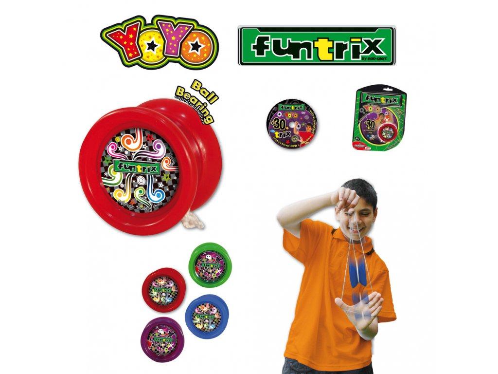 Yoyo - žonglovacie jojo Funtrix