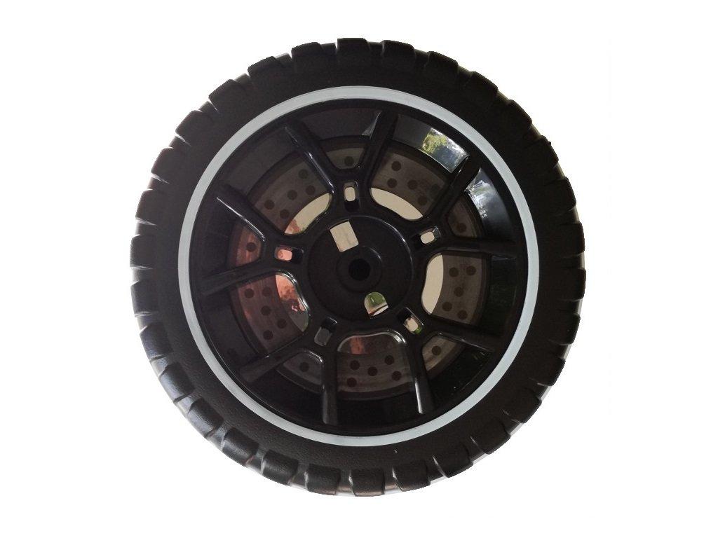 Koleso PegPerego Fiat 500 čierne