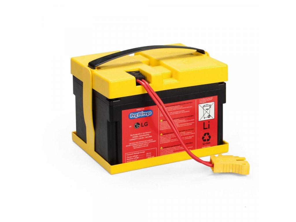 PegPerego Batéria Lítiová 24V / 13Ah  Batéria pre Peg-Pérego GATOR HPX 6x4
