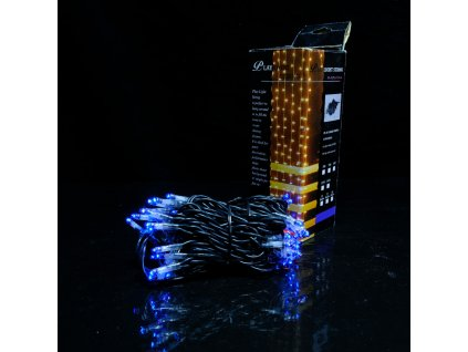 Play Light String modrá žiarovky