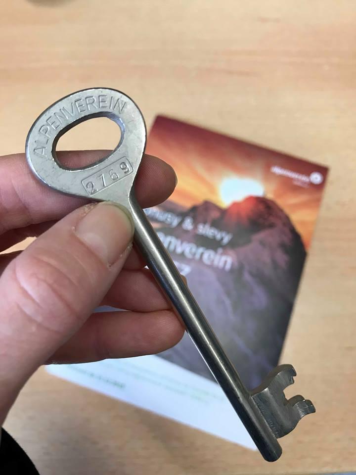 Půjčte si u nás klíč k zimní chatě v Alpách!