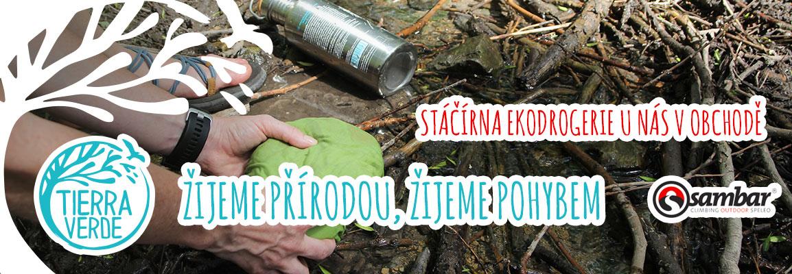 Stáčírna ekodrogerie